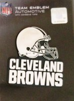 Cleveland Browns Chrome Emblem