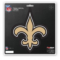 New Orleans Saints 8X8 Die Cut Team Decal
