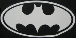 "Batman 4"" x 4"" Decal"