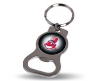 Cleveland Indians Key Chain And Bottle Opener