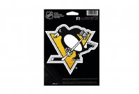 Pittsburgh Penguins Glitter Die Cut Vinyl Decal