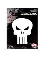 Punisher Die-Cutz Decal