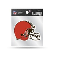 Cleveland Browns Sports Decal