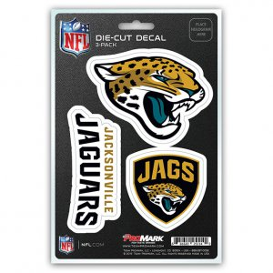 Jacksonville Jaguars Team Decal Set