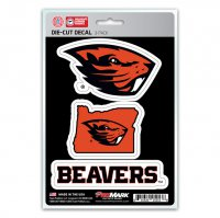 Oregon State Beavers Team Decal Set