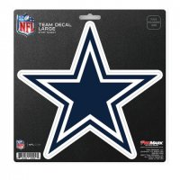 Dallas Cowboys 8X8 Die Cut Team Decal