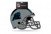 Carolina Panthers Die Cut Pennant