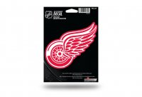 Detroit Red Wings Die Cut Vinyl Decal
