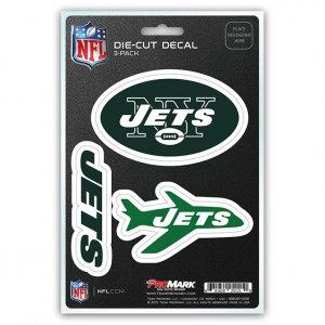 NEW York Jets Team Decal Set