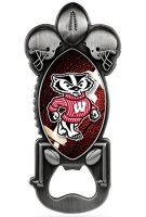 Wisconsin Badgers Magnetic Bottle Opener