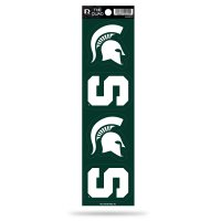 Michigan State Spartans Quad Decal Set
