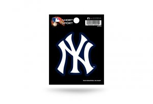 NEW York Yankees Short Sport Decal