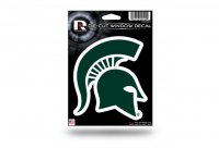 Michigan State Spartans Die Cut Vinyl Decal