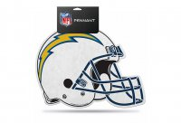 Los Angeles Chargers Die Cut Pennant