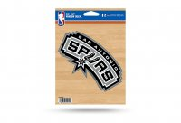 San Antonio Spurs Die Cut Vinyl Decal
