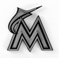Miami Marlins MLB Auto Emblem