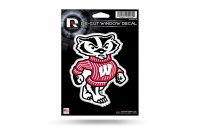 Wisconsin Badgers Die Cut Vinyl Decal