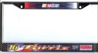 Greg Biffle #16 NASCAR License Frame