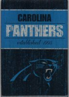 Carolina Panthers Fridge Magnet