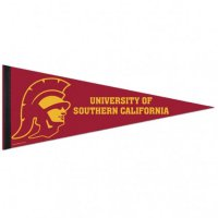 University Of Southern California Trojans Pennant