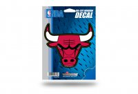 Chicago Bulls Die Cut Vinyl Decal