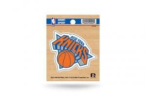 NEW York Knicks Short Sport Decal