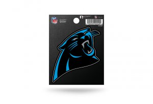 Carolina Panthers Short Sport Decal
