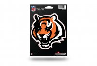 Cincinnati Bengals Die Cut Vinyl Decal