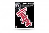 Nebraska Cornhuskers Die Cut Vinyl Decal