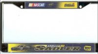 Elliott Sadler #19 License Plate Frame