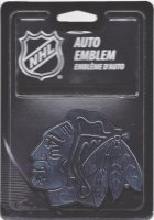 Chicago Blackhawks Chrome Auto Emblem
