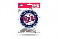 Minnesota Twins Die Cut Vinyl Decal