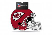 Kansas City Chiefs Die Cut Pennant