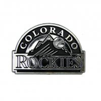 Colorado Rockies MLB Auto Emblem