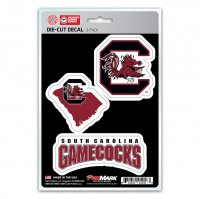 South Carolina Gamecocks Team Decal Set