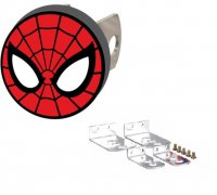Spiderman Color Logo Hitch Cover