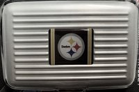 Pittsburgh Steelers Aluminum Wallet
