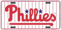 Philadelphia Phillies License Plate