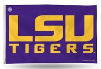 LSU Tigers Banner Flag