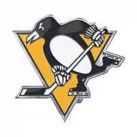 Pittsburgh Penguins Full Color Auto Emblem