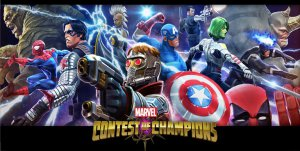 Marvel Contest Of Champions Photo License Plate