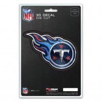 Tennessee Titans Die Cut 3D Decal