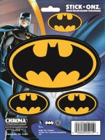 Batman Vinyl Decal Set
