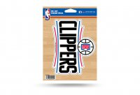 Los Angeles Clippers Die Cut Vinyl Decal