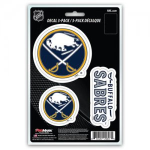 Buffalo Sabres Team Decal Set