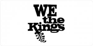 We The Kings License Plate