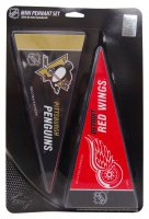 NHL Complete Mini Pennant Set