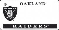 Oakland Raiders NFL Key Chain