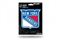 New York Rangers Die Cut Vinyl Decal