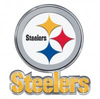 Pittsburgh Steelers Alternative Logo Full Color Emblem